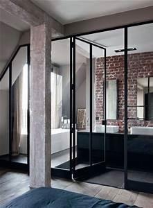 Salle De Bain Style Atelier : installer une cloison atelier quel prix habitatpresto ~ Teatrodelosmanantiales.com Idées de Décoration