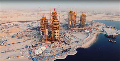 New Dubai Creek Tower Images Show Progress On The Next