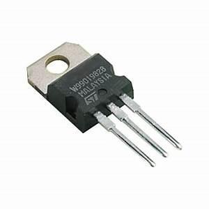 TIP121 Darlington Pair Transistor, single  Transistor