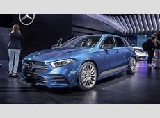 MercedesAMG A35 4Matic Better than an Audi S3? Video