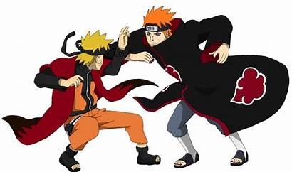 Naruto Pain Vs Transparent Lineart Deviantart Uchiha