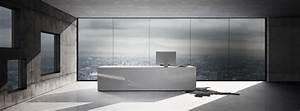 Weiße Hochglanz Möbel : modernes b ro design ~ Indierocktalk.com Haus und Dekorationen