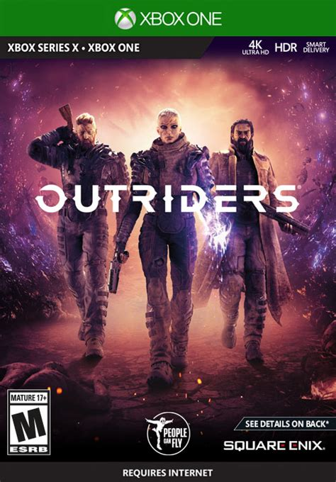 OUTRIDERS DAY ONE EDITION [XBOX ONE]   Square Enix Store