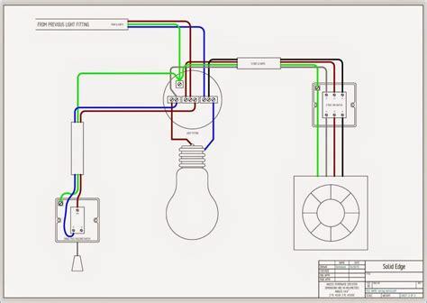 extractor fan wiring diagram bestharleylinks info