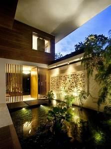 des plantes originales pour le jardin zen With idee deco jardin contemporain 10 choisir une jardin zen miniature pour relaxer