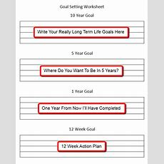 The Number One Secret To Setting Goals  Success Begins Today