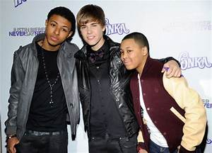 Diggy Simmons Justin Bieber And Russie Simmons Attend