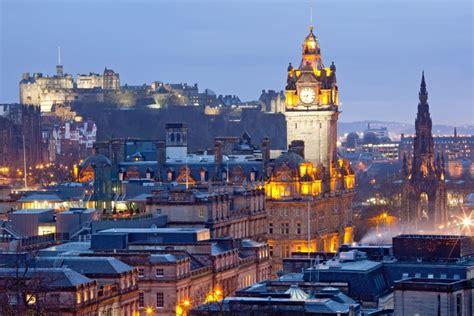 top      edinburgh bonnie scotland journo