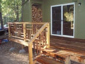 2X4 Deck Railing Designs Horizontal