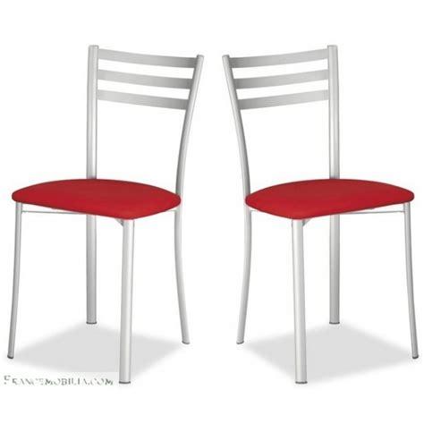 chaise de cuisine tissu