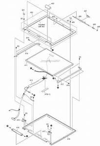 Diagram Parts Sony Vaio Cover