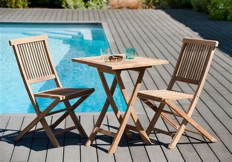 table et chaise de jardin en teck pas cher stunning table salon de jardin carree ideas awesome