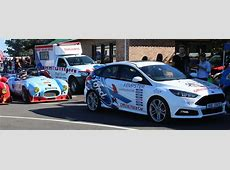 CMH Ford Focus ST, Now The Official KZNRRC Pace Car CMH Ford