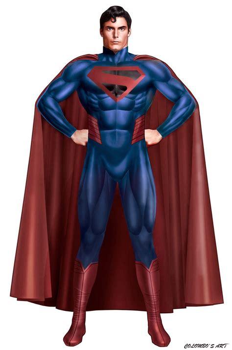 the ultimate superman costume by supersebas deviantart