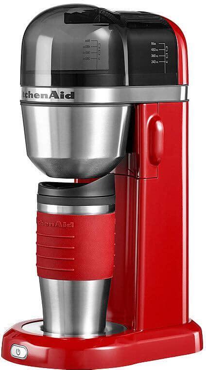 Thermoskanne Mit Filteraufsatz by Kitchenaid 174 Kaffeemaschine 5kcm0402eer