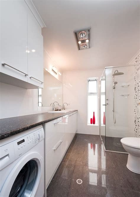 Best 25+ Laundry In Bathroom Ideas Only On Pinterest