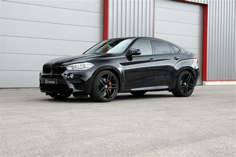 titanium steel ring g power throws a punch at bmw x6 m with 3 stage power