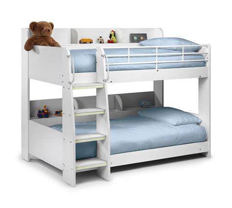 bunk beds julian bowen domino bunk bed white bunk beds beds