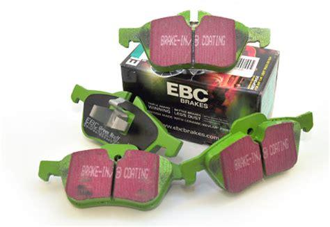 ebc green stuff ebc greenstuff brake pads front focus st250 ebc brake pads brakes ford focus st250