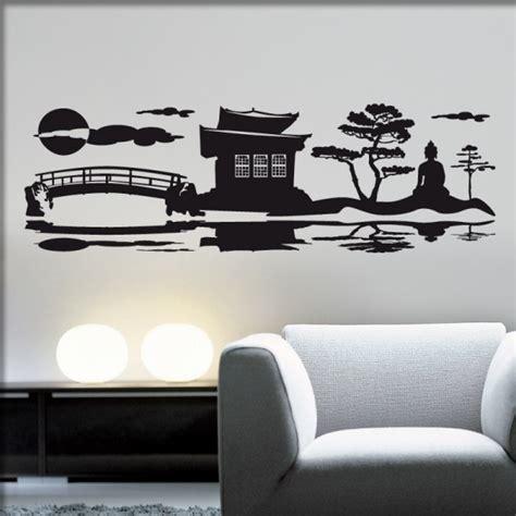 Japanischer Garten Zitat by Wandtattoo Japanischer Garten Www Wandartisten Ch