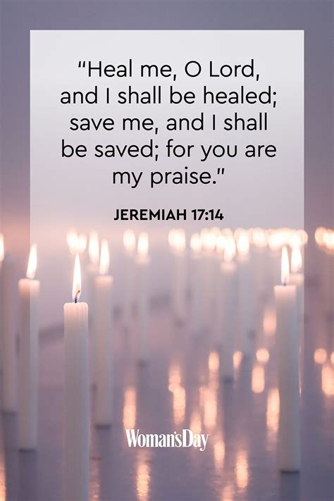For this cause my heart is full of rapture, and i will give him. Healing Inspirational Quotes For Someone Sick