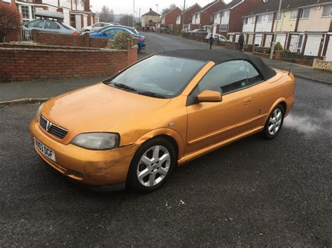 vauxhall convertible vauxhall astra convertible dudley dudley