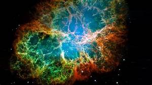 NASA Releases New Images of Crab Nebula - YouTube
