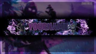 fortnite youtube channel art banner - fortnite youtube channel art 2560x1440