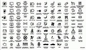 Chrysler Dashboard Warning Lights Symbols 2005 Mercedes