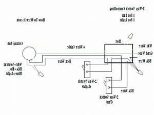 Ceiling Fan Motor Capacitor Wiring Diagram