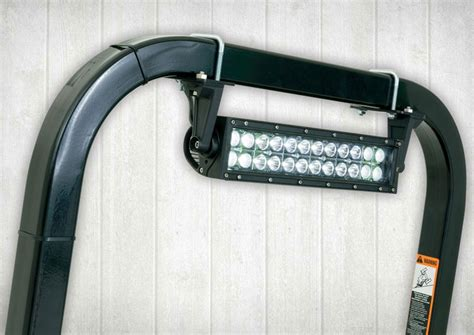 are led lights bad for bad boy mower part rops led light bar