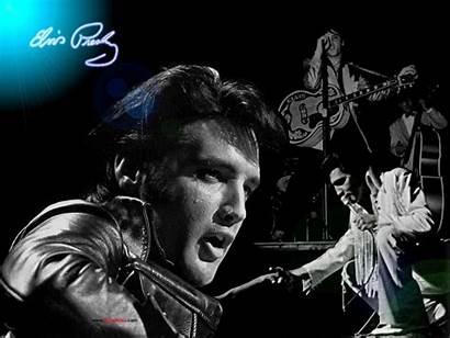 Roll Rock Wallpapers Elvis Presley King Iphone