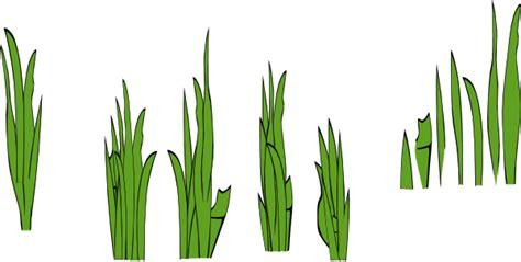 Grass Blades And Clumps Clip Art At Clker.com