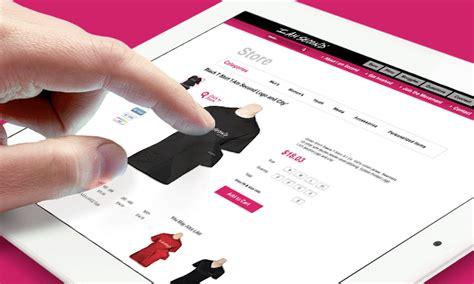 interface design mockups  mobile shops