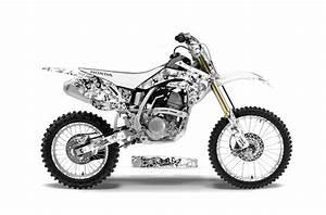 honda crf150 r dirt bike graphics butterflies white mx With honda 150 dirt bike