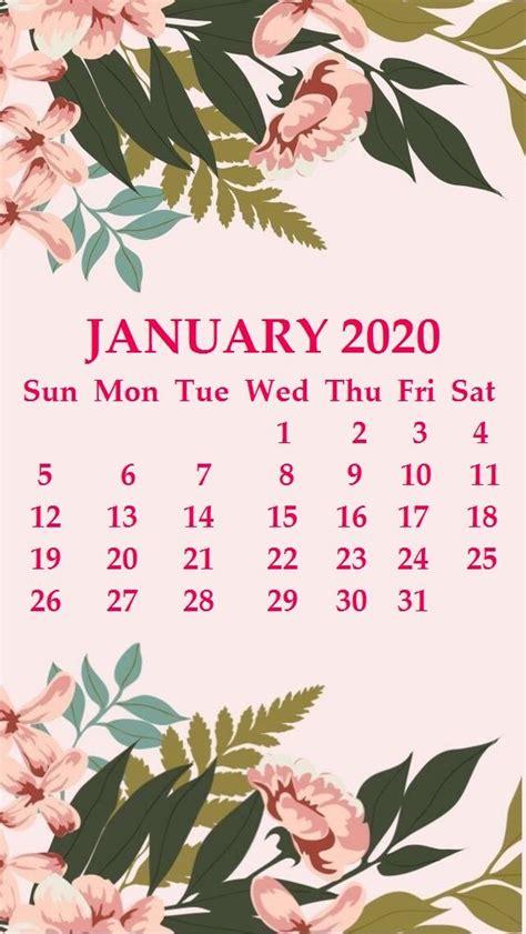 iphone january  calendar wallpaper january