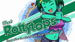 Shantae and the Pirate's Curse - Meet Rottytops Trailer ...