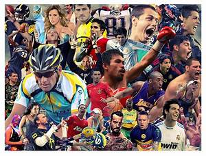 Image Gallery sports collage