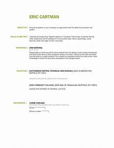 Best fake resume