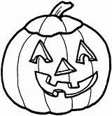 Pumpkin Coloring Funny Mask Pumpkins sketch template