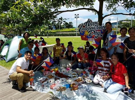 Filipinos around the world celebrate Independence Day with ...