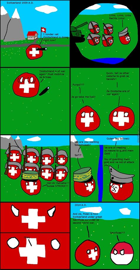 I got the flags from hearts of iron 4. Switzerland In Ww2 by bloatarder - Meme Center
