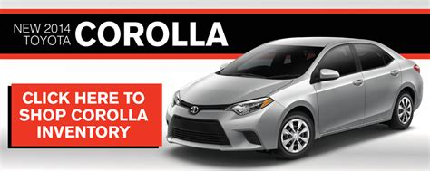 Miller Toyota Manassas by New Toyota Corolla Special At Miller Toyota Manassas Va