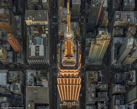 New York City Skyline In Stunning Aerial Images Youve