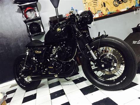my stallion centaur 150 cafe racer by maxx sincerity bike shop home studio sincerity
