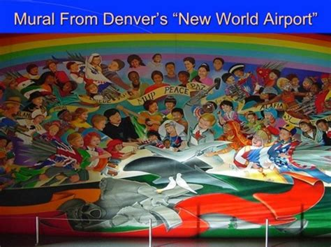 denver international airport murals in order denver airport murals explained by dr leonard horowitz