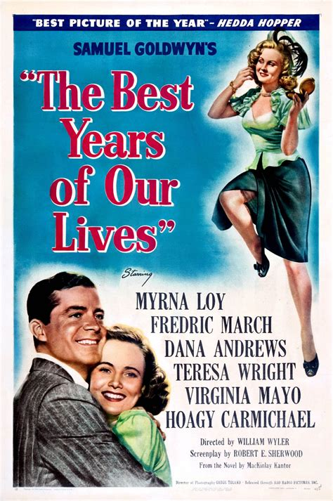 The Best Years Of Our Lives 1946 Country United