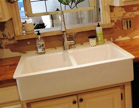 farmhouse sink with garbage disposal pinterest the world s catalog of ideas