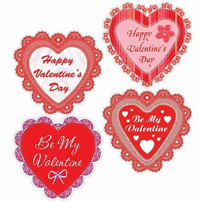 Valentine Happy Hearts Clipart Valentines Lace Heart