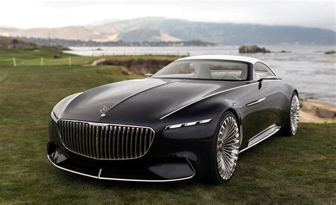 vision mercedes maybach  coupe  cabriolet